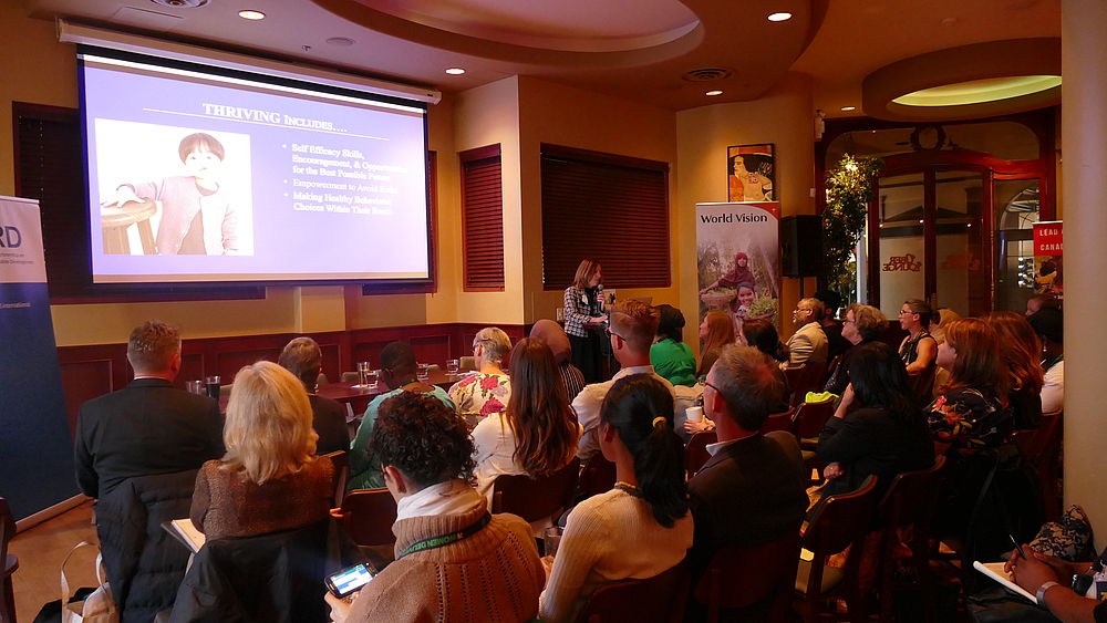 PaRD - PaRD Health Work-stream at the Women Deliver Conference 2019